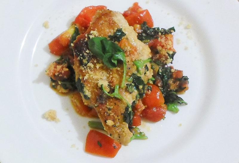 Photo of Tomato Basil Chicken Recipe