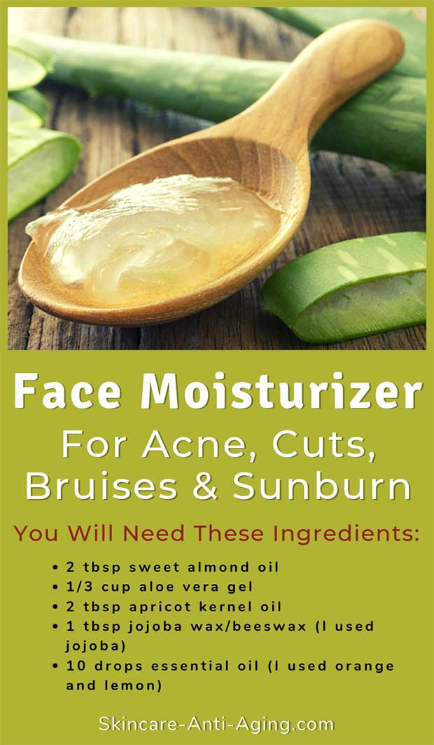 Face Moisturizer For Acne Acne