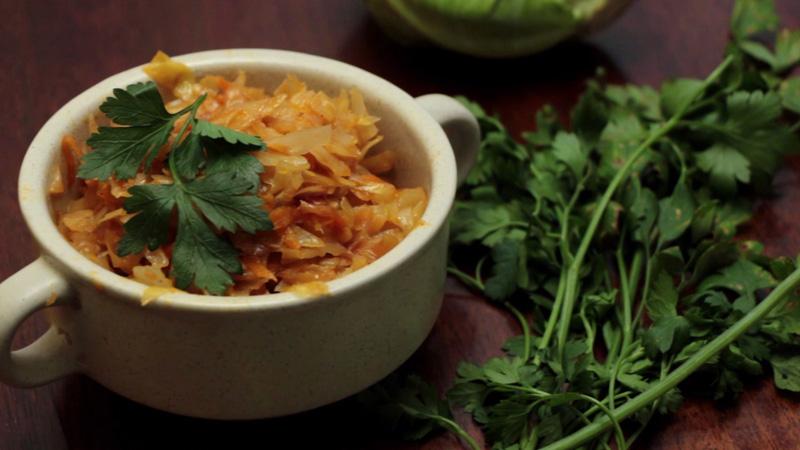 Photo of Braised Cabbage Recipe