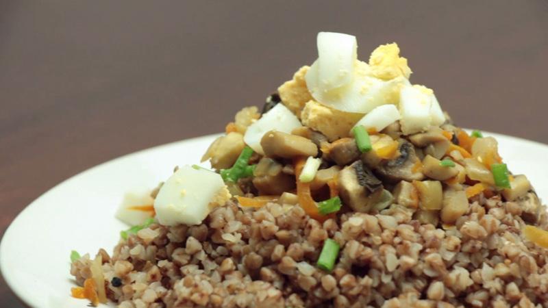 Photo of Buckwheat Mushroom Recipe