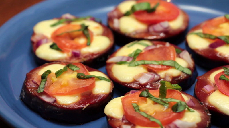Photo of Eggplant Pizza Recipe