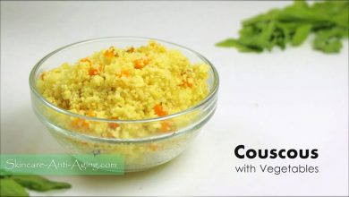 Photo of Couscous with Vegetables and Eggs Fried in Tomato Sauce Recipe