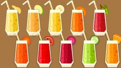 Photo of 15 Fruit Smoothie Recipes For Health and Weight Loss