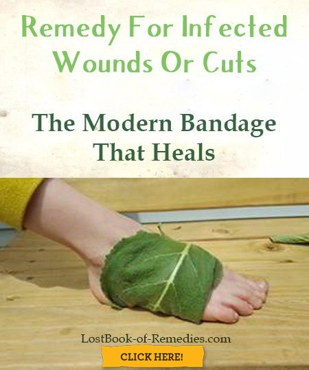 Remedy-For-Infected-Wounds-Or-Cuts