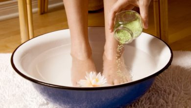 Photo of Refreshing Foot Soak Remedy To Make Your Feet Soft and Energized