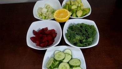 Photo of High Blood Pressure Diet – Powerful Juicing Ingredients