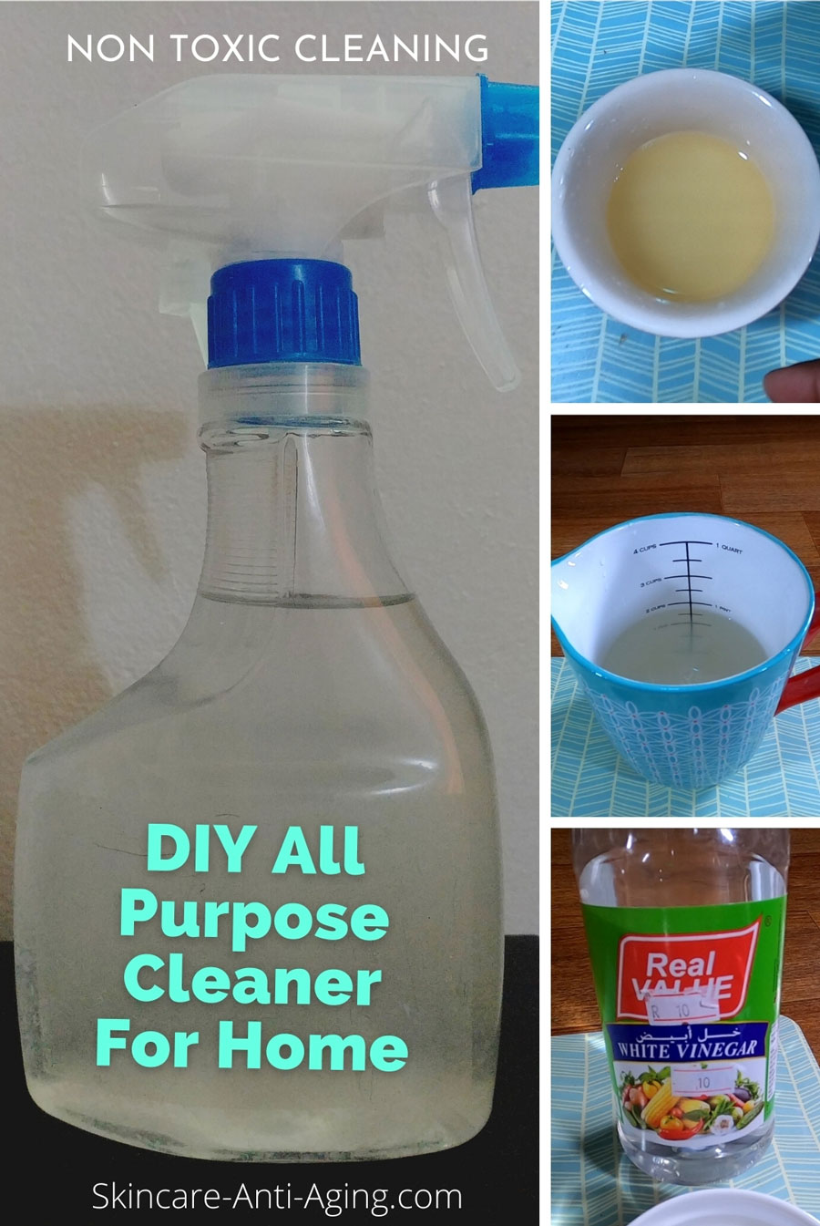 DIY All Purpose Cleaner For Home