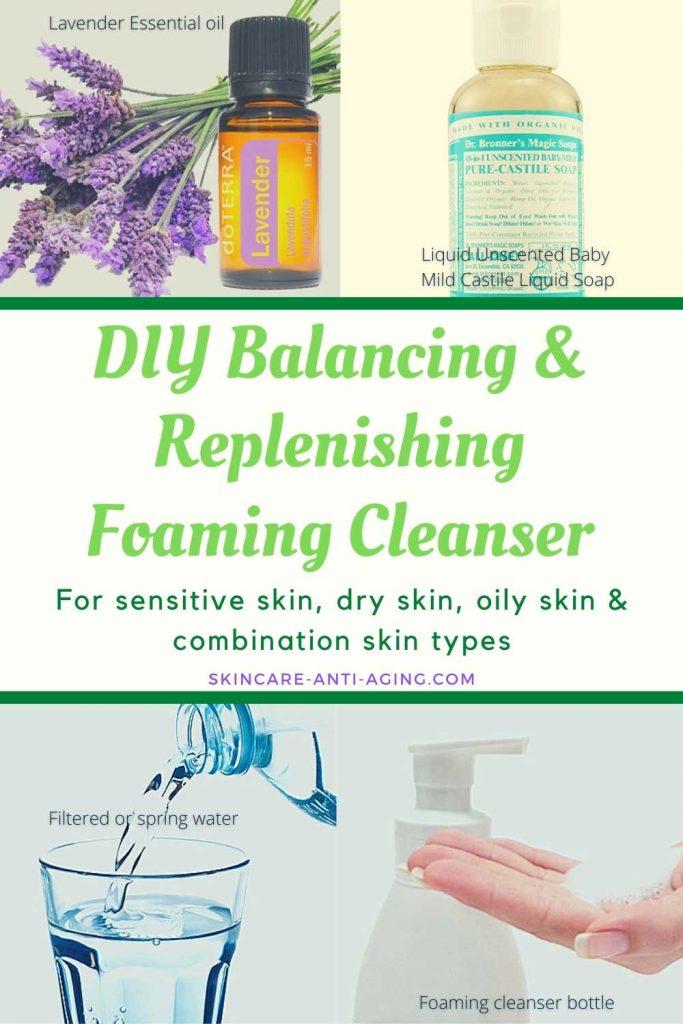 Foaming-Cleanser